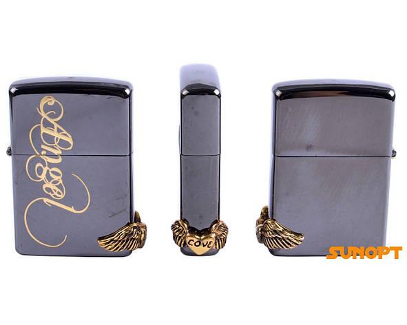 Зажигалка бензиновая Zippo Love №4211-1, фото 2