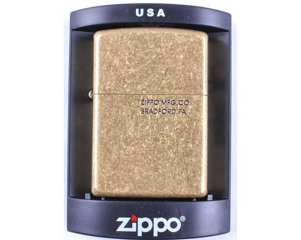 Зажигалка бензиновая Zippo MFG,CO.BRADFORD,PA. №4239, фото 2