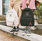 Рюкзак молодёжный белый, фото 9