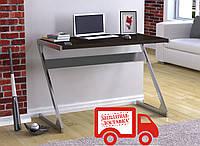 Стол письменный 1100х550х750 для ноутбука, фото 1