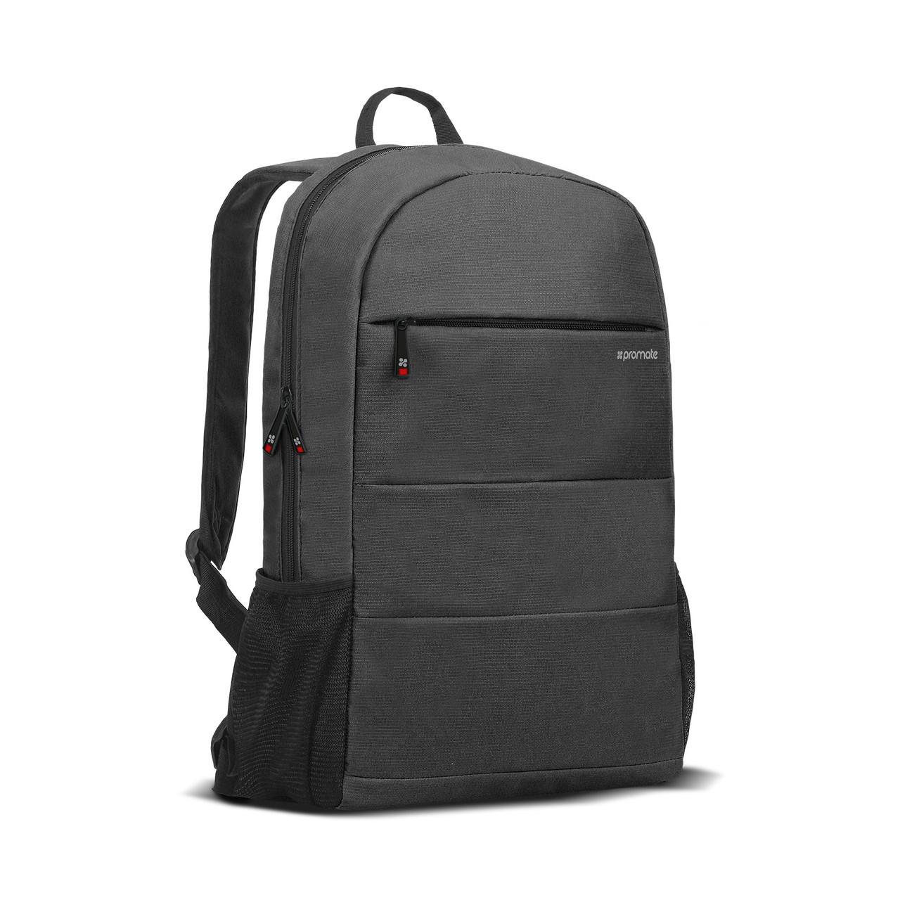 Рюкзак для ноутбука Promate Alpha Black