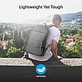Рюкзак для ноутбука Promate Alpha Black, фото 5