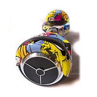 Гироскутер диаметр колес 6.5 дюймов