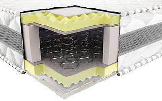 Ортопедичні матраци для готелів 3Д Престиж (Боннель) 140х190