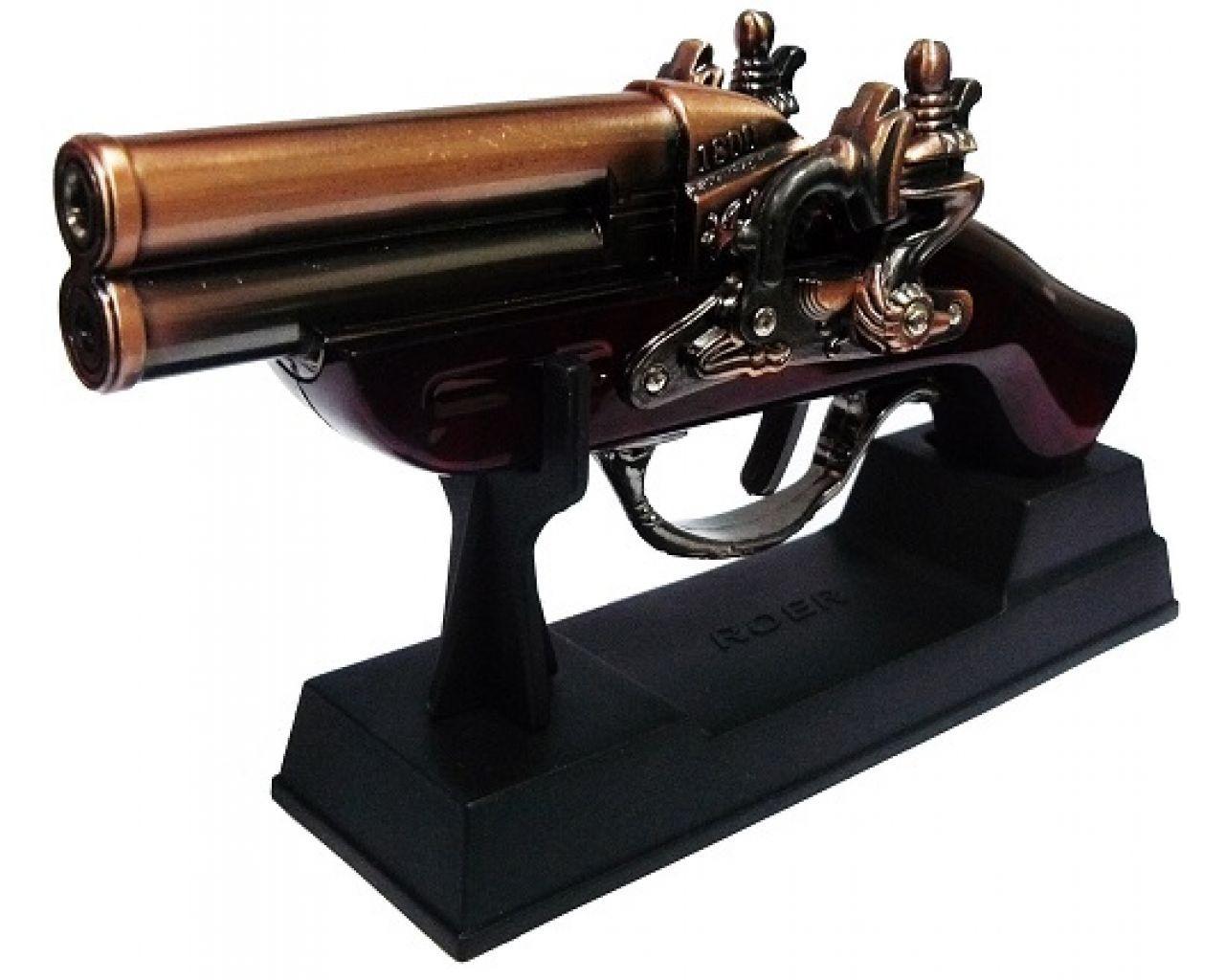 Зажигалка в виде мушкета (мини) №1616