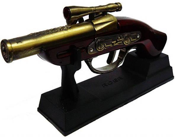 Зажигалка в виде мушкета (мини) №1811, фото 2