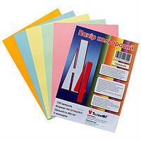 Бумага А4 Mini ассорти, средняя,100 листов