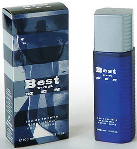 Туалетная вода BEST for men 100ml M