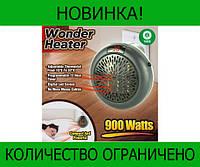 Тепловентилятор с дисплеем Wonder Heater 900w!Розница и Опт, фото 1