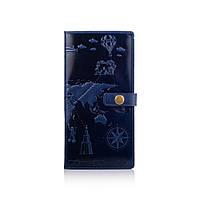 Тревел-кейс Hi Art Crystal Blue 7 wonders of the world