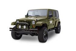 Jeep Wrangler JK (2007 - …)