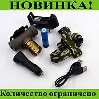 Налобный фонарь Police BL-6855!Розница и Опт, фото 1