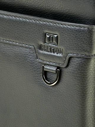 bfafeeaa11ac Сумка Мужская Планшет кожаный BRETTON BE 1617-4 black: продажа, цена ...