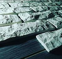 Декоративный камень Скала, гіпсова цегла, гіпсова плитка, камінь