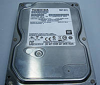 Жесткий диск Toshiba 500GB 7200rpm 32MB, 3.5 SATA III, фото 1