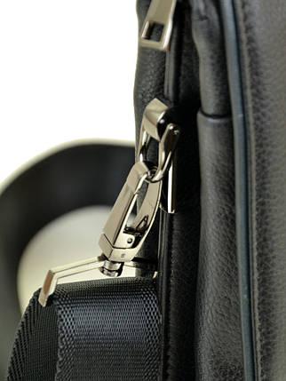 Сумка Мужская Планшет кожаный BRETTON BE 5427-3 black, фото 2