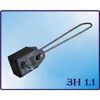 Анкерный зажим 2х(10-25) мм2 со скобой