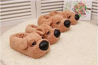 Тапочки-игрушки BF0002 Brown Doggy