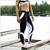 Леггинсы Sportmix женские для фитнеса принт в наличии размер L, XL, фото 2