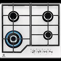 Газовая варочная поверхность  Electrolux EGG6436W