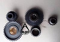 Набор шестерен скоросная КПП ЮМЗ (комплект 5 штук)