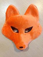 Маска карнавальная Bonita детская Лисичка рыжая
