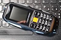 Противоударный телефон LG ROVER L9 - 2 sim, батарея 2800 mah, камера 2 Mp, русская клавиатураОплата на почте