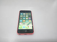 Телефон iPhone 5c 16gb Red менялся тач