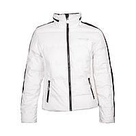 📌Жіноча гірськолижна куртка St.Moritz White XL (женская горнолыжная куртка одежда  лыжная костюм a8cc18079e8