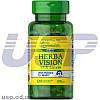 Puritan's Pride Herbavision with Lutein and Bilberry лютеин витамины для глаз витамины для зрения