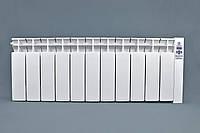 Электрорадиатор ОптиМакс низкопольный  на 11 секции 1320Вт, фото 1