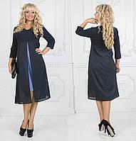 Женское модное платье  БМ0106980 (бат), фото 1