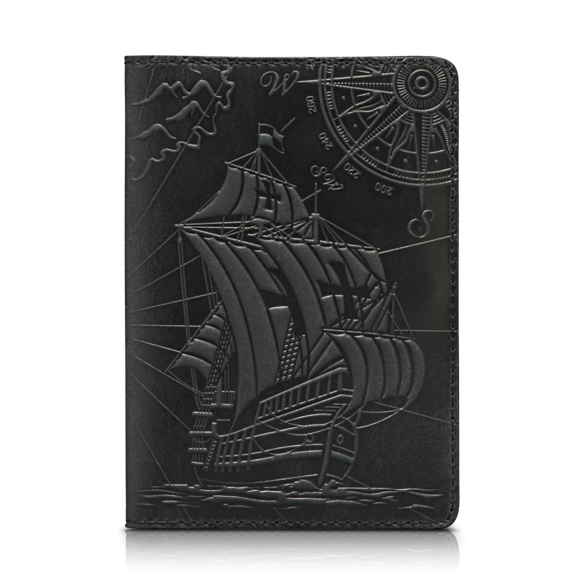 Обложка для паспорта HiArt Shabby Night Discoveries