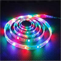 Светодиодная лента SMD LED 5050 MULTY разноцветная 100m 220V