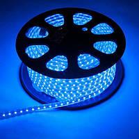 Светодиодная лента LED 5050 синяя