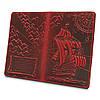 Обложка для паспорта HiArt Shabby Red Berry Discoveries, фото 6