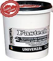 Грунтовка пигментированная VarTex Fastech Univerzal, универсальная, с кварцевым наполнителем, грунт-краска