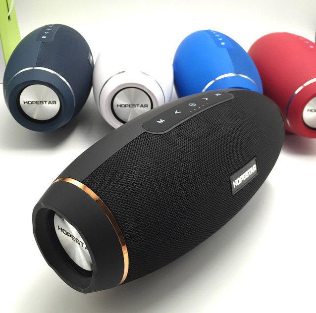Беспроводная портативная Bluetooth колонка HOPESTAR H27