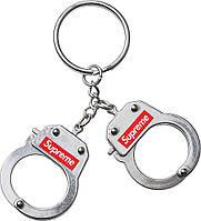 Брелок Supreme Handcuffs Keychain