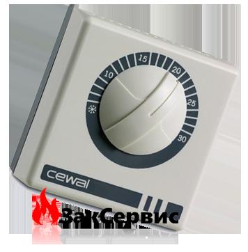 Механический комнатный термостат Cewal RQ