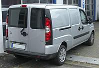 Заднее стекло Fiat Doblo (2000-2010) правая половина, фото 1