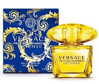 Женская парфюмированная вода  Versace Yellow Diamond Intense (Версаче Елоу диамант интенс) 90мл.