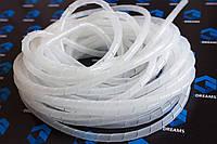 Гибкая спиральная оплетка (держатель) кабелей 8мм для 3D принтера белый