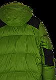 Очень теплый мужской зимний горно-лыжный пуховик Salomon., фото 6