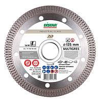 Алмазный отрезной диск Distar Multigres 125x22.2