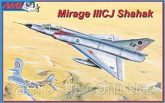 Dassault Mirage IIICJ Shahak 1/72 AML 72010