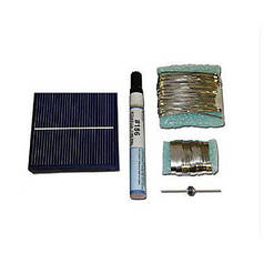 AXIOMA energy Солнечная батарея своими руками. Конструктор. К-35 Поли, AXIOMA energy