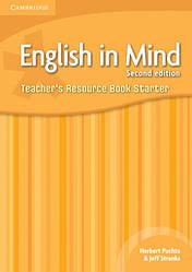 English in Mind 2nd Edition Starter Teacher's Resource Book