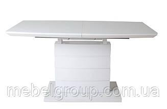 Стол ТММ-50-2 матовый белый 110/150x70, фото 2