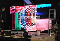 Led экран для помещений P4 SMD
